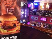 World Burger Tour Hard Rock Café Paris