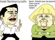 Tsipras mange démocratique Bruxelles
