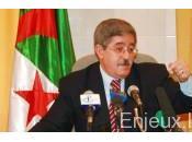 Algérie Ahmed Ouyahia reprend tête