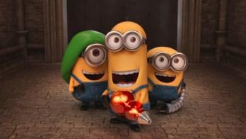 minions, personnages, images, animation, film, 2016