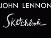 film d'animation créé partir dessins John Lennon