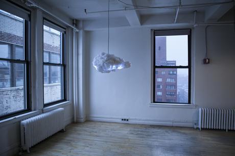 Le Cloud : un gros orage interactif avec effets visuels et sonores