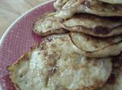 Pancakes express bananes (seulement deux ingrédients)