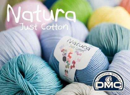 nuancier-natura-just-cotton-dmc