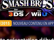 [E3'2015] Présentation nouveaux contenus pour Smash Bros. 16h40
