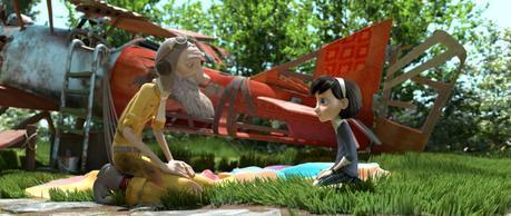 le petit prince, stop motion, 3D, paramount, mark osborne, antoine, saint exupéry, animatio, 2015, film, enfance, adulte