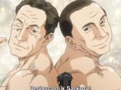 Serait-ce Nicolas Sarkozy mode sexy dans dessin-animé japonais