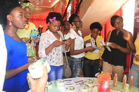 International Natural Hair Meet up Day Douala in pictures