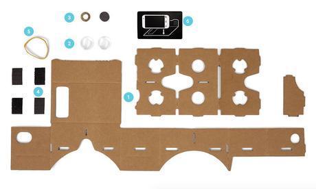 Google Cardboard (1/5)