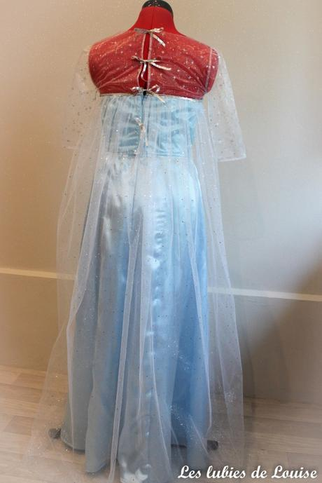 Costume reine des neiges Frozen- les lubies de louise-8