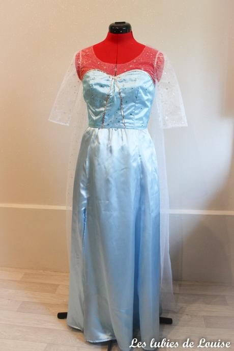 Costume reine des neiges Frozen- les lubies de louise-5