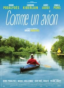Comme un avion (2015) by Bruno Podalydès