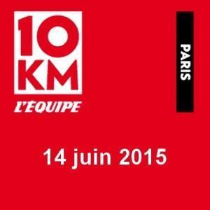 10kms de l'équipe 2015 : des potes et une star!