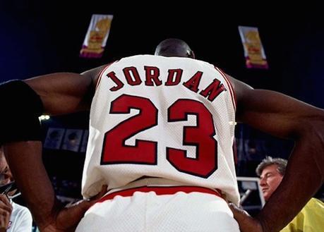 Découvrez le livre: «Michael Jordan, The Life»