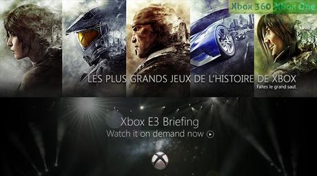 [E3'2015] Revoir la conférence Xbox, c'est par là !