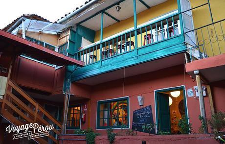 Expat à Cusco: Sarah et la Boheme