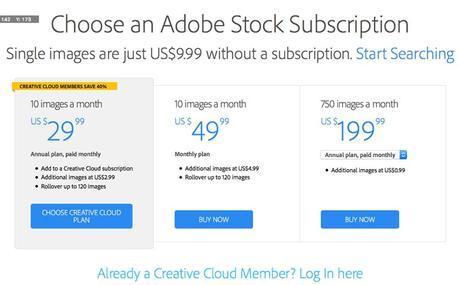 Adobe Stock et le nouveau Creative Cloud 2015
