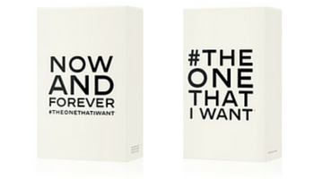 N°5 Eau premiere etui serie limitée the one that I want Esprit de Gabrielle