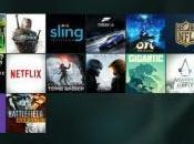 Xbox nouvelle interface image
