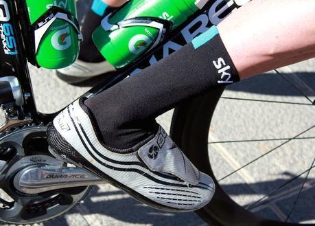 Peut-on porter des chaussettes mi-mollet lorsque l'on fait du vélo?