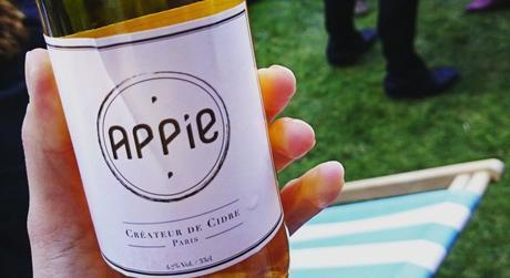 Appie : la preuve que le cidre revient en force !