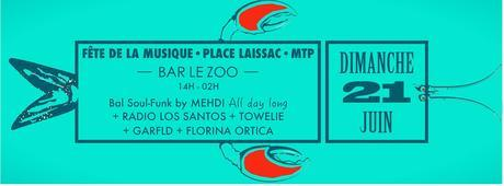 Le programme de la Fête de la Musique 2015 à Montpellier en 10 événements !