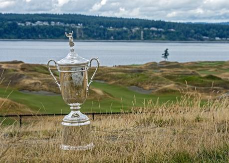L'US Open de golf, un Majeur à l'accent British et qui sent le brûlé