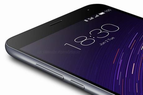 Meizu m2 note,  un smartphone 5,5 pouces 4G et processeur octo-cœur à moins de 200 €
