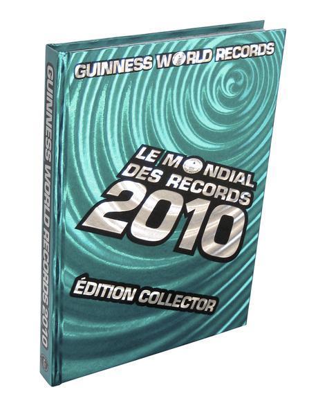 Le Mondial des Records 2010 est paru !