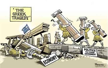 La Grèce va-t-elle quitter l'Euro ?
