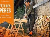 ANDREAS STIHL S.A.S. Découvrez sélection d'idées cadeaux pour fête pères juin 2015 combler amateurs jardinage avec nouveaux équipements accessoires