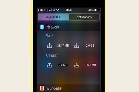 Orby widgets: le meilleur widget pour iOS 9