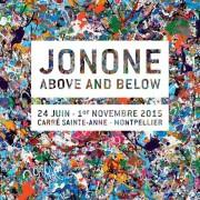 Exposition «ABOVE AND BELOW» JonOne, un pionnier du street art au Carré Sainte-Anne | Montpellier