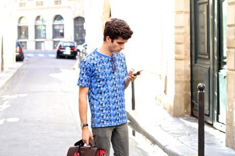 BLOG-MODE-HOMME_Preppy-Paris_Ted-Baker-Satchel_Luke-Roper-geometrical_SeeConcept_Mirror_Cheap-Monday_Jeans_Mensfashion_Charlie-Watch1