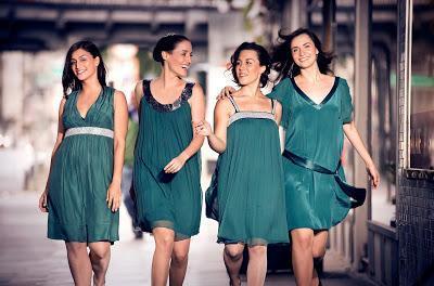 Les Brünettes, quatre jeunes femmes à découvrir d'urgence