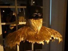 [Expo][Visite Vidéo] Batman, sous masque cape.