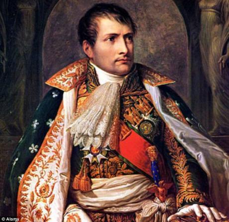 Napoléon Abdique Enfin