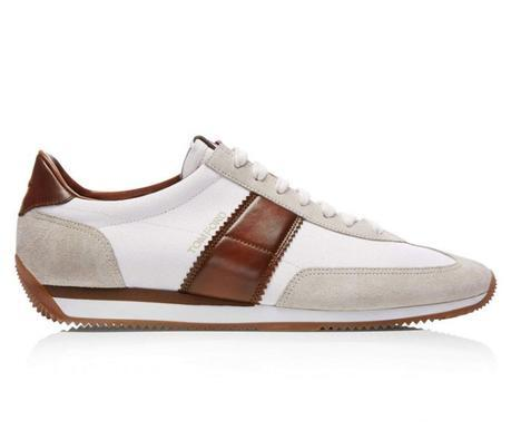 Tom Ford persiste avec ses sneakers