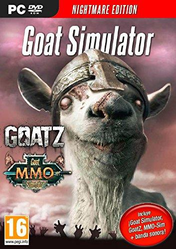 Goat Simulator Nightmare Edition, bonjour les nuits blanches?
