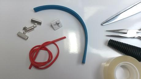 TUTO/DIY Bracelet Wonder Woman