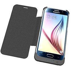 Spezifikationen      Die sicherste Batterie Hülle für Ihr Samsung Galaxy S6 9200 Unsere Grade A Lithium Polymer Zellen.     Ein Smart Sicherheitsschutz sowie 4 LED die die exakte Restkapazität anzeigen sind ebenfalls bereits integriert.     Die perfe...