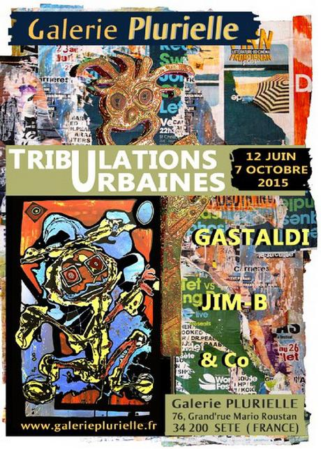 Exposition TRIBULATIONS URBAINES