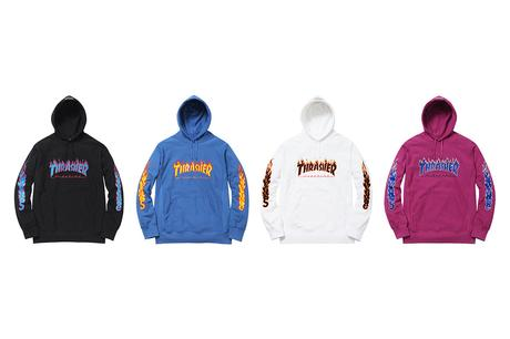 SUPREME X THRASHER – S/S 2015 COLLECTION