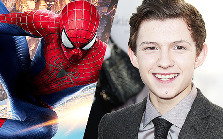 MOVIE | C'est officiel, Tom Holland sera le nouveau Spider-Man !