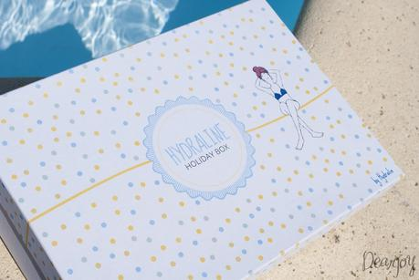 Hydraline Holiday box - Hydralin / Concours inside