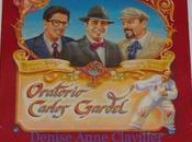 soir, Oratorio Carlos Gardel Museo Mundial Tango Horacio Ferrer l'affiche]