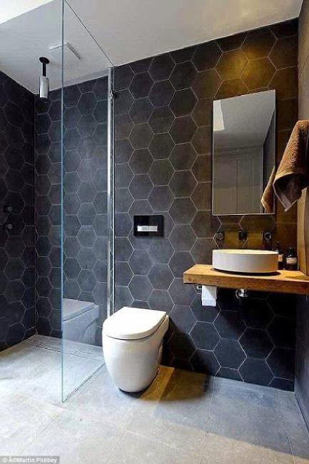 Idées déco pour une salle de bain moderne et contemporaine