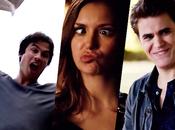 Vampire Diaries bêtisier saison