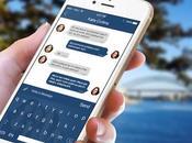 L'app Messenger nécessite plus d'avoir compte ouvert Facebook