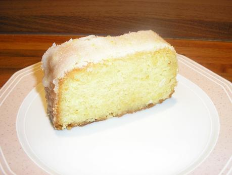 "Le Gateau ""total citron"""